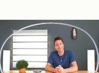 как сделать светодиодный светильник своими руками