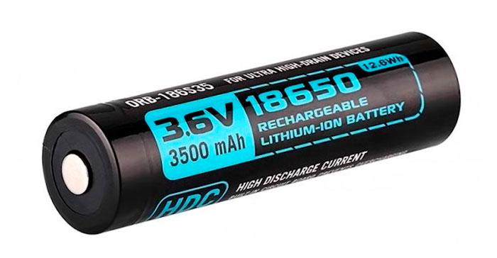 аккумулятор 18650 3500 или 3600mah что лучше
