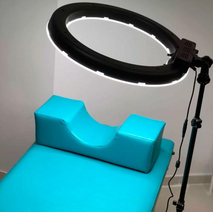 кольцевая лампа для лэшмейкера