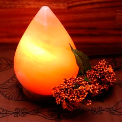 гладкая и шероховатая соляная лампа какая лучше