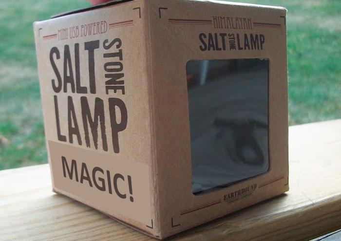 чудо соляная лампа реально ли она работает