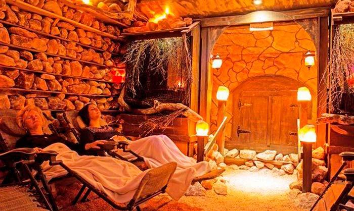 соляная комната пещера