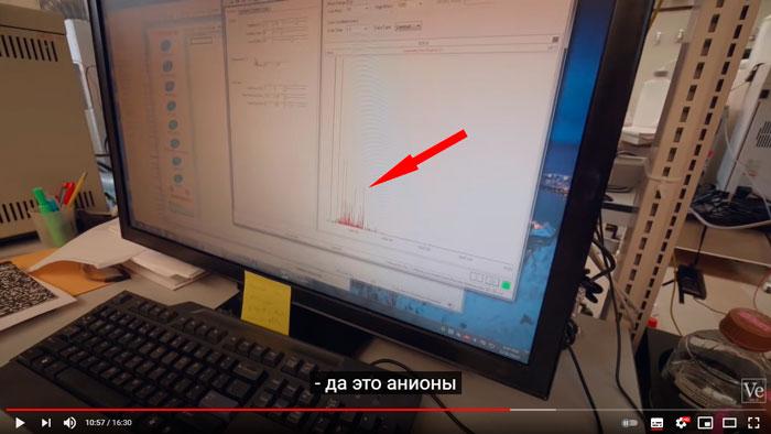 излучение отрицательных ионов от ионизатора воздуха