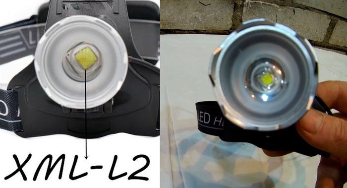 светодиод перегревается в налобном фонарике