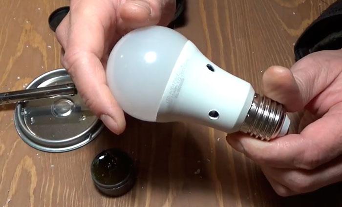 лайфхак как увеличить срок службы светодиодной лампы
