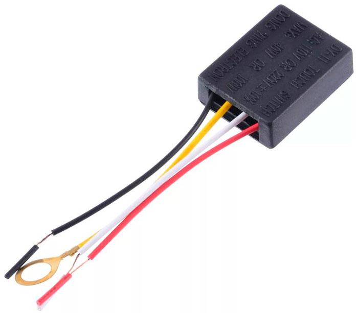 сенсорный выключатель для настольных ламп