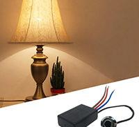 сенсорный выключатель китайский для настольных ламп