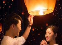 как сделать китайский небесный фонарик